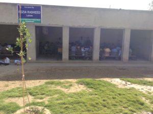 Bala Arain sheds full to capacity